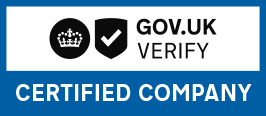 GOV.UK Certified Company