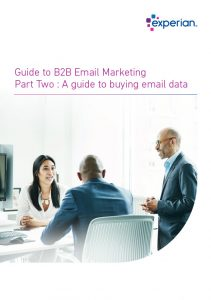 A guide to buying email data